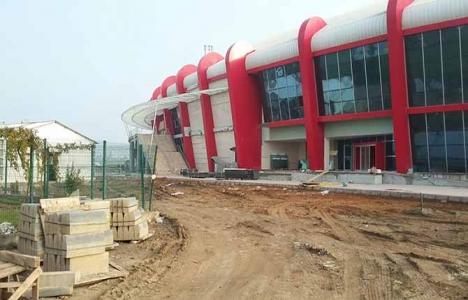 Balıkesire yeni spor salonu mu yapılacak