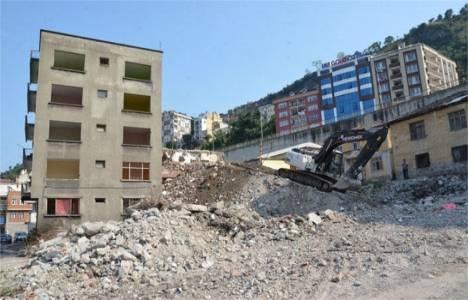 Trabzon Tabakhane'deki dönüşümde