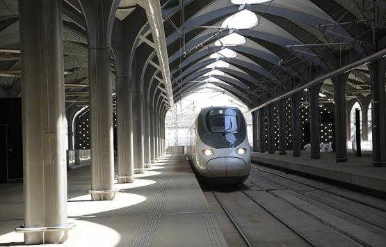 Mekke-Medine hızlı tren