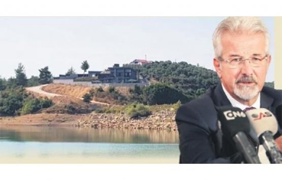 Turgay Erdem'den 7 milyon TL'lik villa açıklaması!