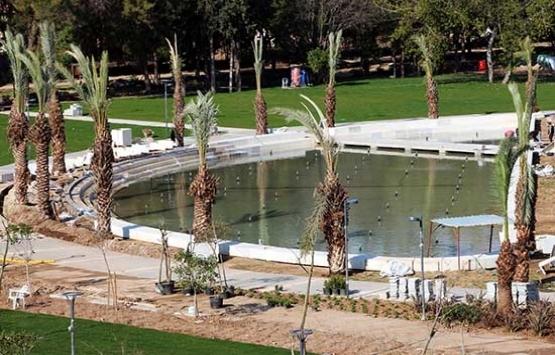 Antalya Millet Bahçesi'nde sona gelindi!