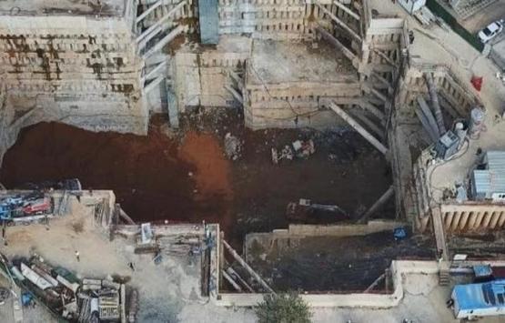 Ümraniye'de metro inşaatı göçüğü soruşturmasında 16 kişiye dava!