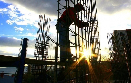 Antalya Manavgat'ta inşaat kazası: 1 ölü!