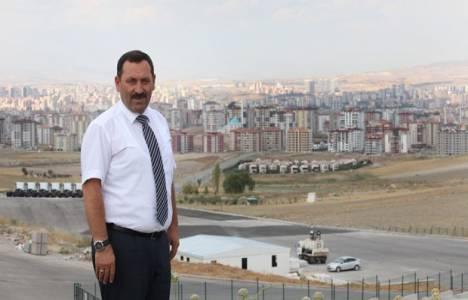 Demirel: Etimesgut'ta inşaat sektörü mağdur edildi!