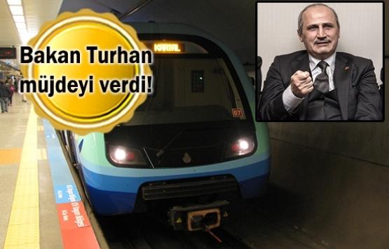 İstanbul Havalimanı-Halkalı Metrosu 2022'de açılacak!