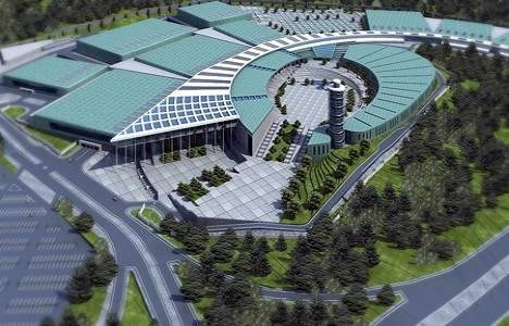 Gaziemir Fuar Kompleksi 500 milyon liralık yatırım bedeliyle inşa ediliyor!