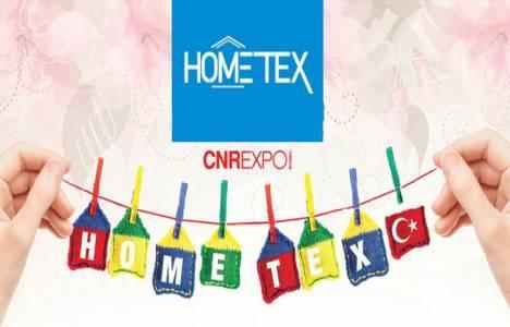 Home&Tex ev tekstili fuarına yabancılardan yoğun ilgi!