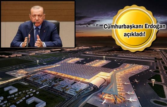 İstanbul Yeni Havalimanı'nın açılışı ertelenmedi!