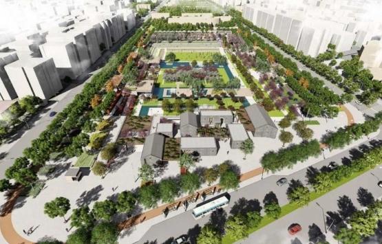 Diyarbakır Bağlar Millet Bahçesi ihalesi yarın!