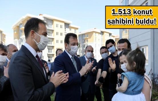 KİPTAŞ Silivri 3. Etap teslim edildi!