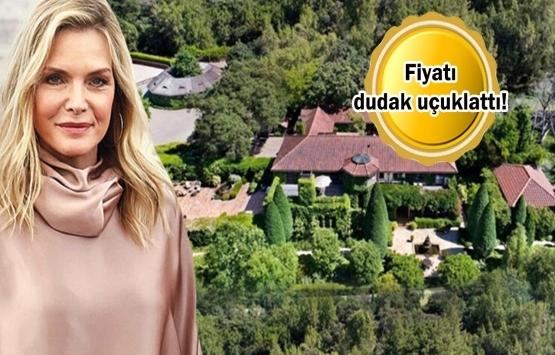 Michelle Pfeiffer San Francisco'daki evini sattı!