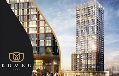 Kumru Ankara Residence satılık!