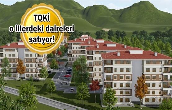 TOKİ uygun fiyatlı yüzlerce daireyi satışa çıkardı!