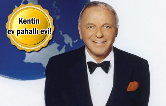 Frank Sinatra'nın Los Angeles'taki evi 125 milyon dolara satışa çıktı!
