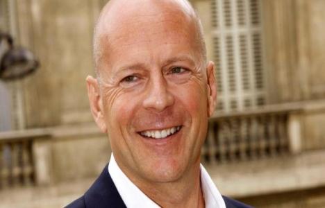 İşte Bruce Willis'in