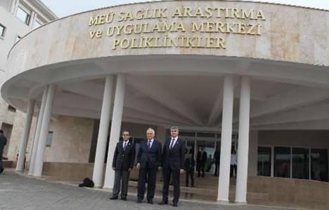 Mersin Üniversitesi Tıp Fakültesi Hastanesi 20 Mayıs'ta açılacak!
