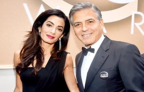 George ve Amal Clooney İngiltere'deki evinden taşınıyor!