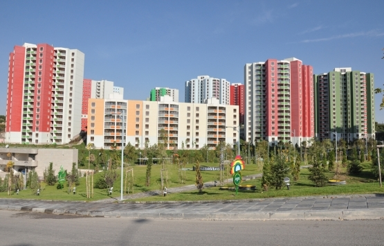 Ankara Mamak TOKİ