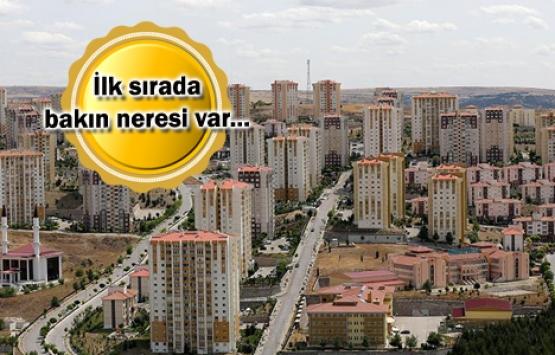 Son 4 senede Türkiye'den en çok konut alan ülkeler!