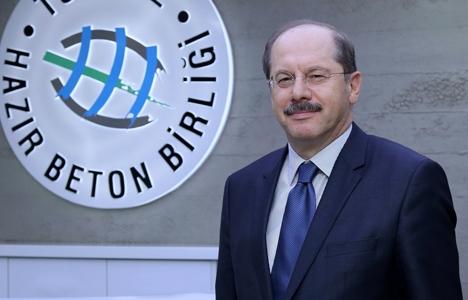 Türkiye Hazır Beton Birliği'nden milli duruş çağrısı!