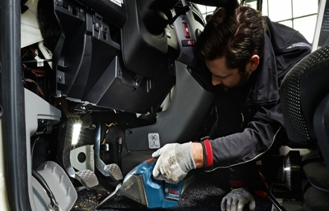 Türkiye Bosch, elektrikli el aletleri ciro liginde ilk 5'te!