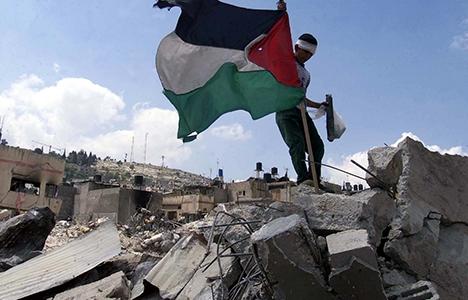Filistinliler yıkım kararından