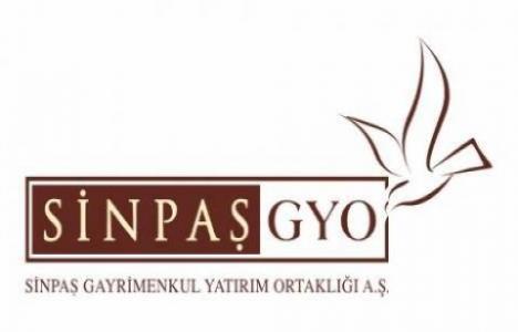 Sinpaş GYO satışlarını yüzde 37 artırdı!