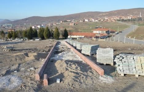 Kütahya Dağçeşme Mezarlığı