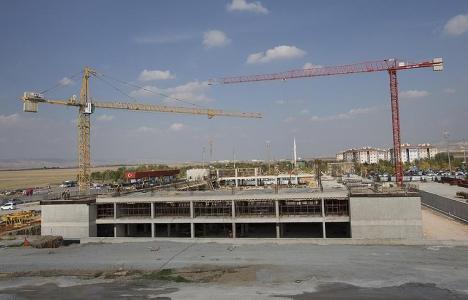 Sincan'da FETÖ sanıklarının yargılanacağı duruşma salonu inşa ediliyor!