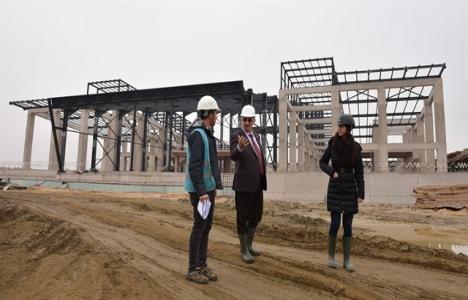 Bursa Mustafakemalpaşa'ya 25 milyon TL'lik tesis!