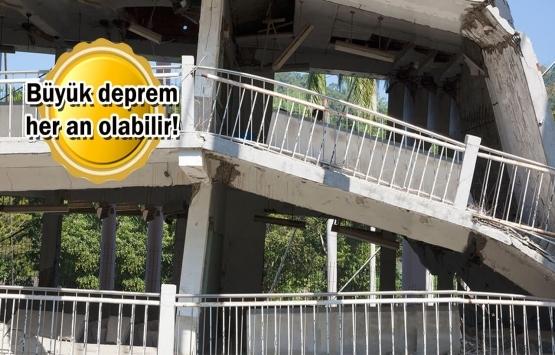 Türkiye'deki 6.7 milyon konut riskli!