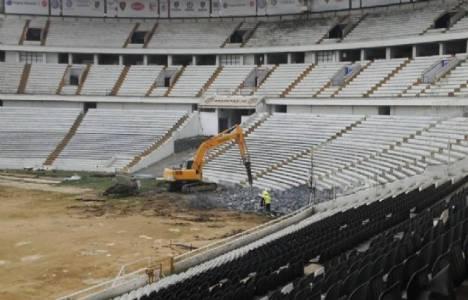 Melih Sami Esen: Stadın yıkılması ceza değil tedbir!