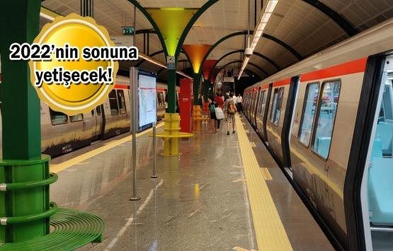 Ümraniye-Ataşehir-Göztepe Metro Hattı inşaatında son durum ne?