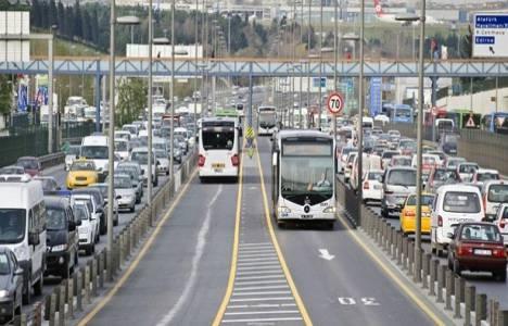 Metrobüs ve şehir