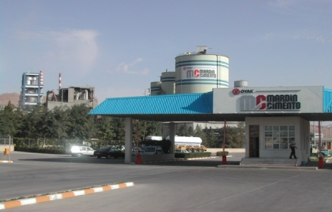 Mardin Çimento 2015