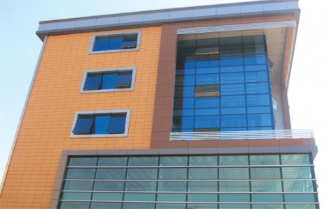Ekoton Terracotta Giydirme Cephe Sistemi ile binalara renk katıyor!
