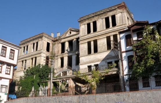 Mudanya Taş Mektep'in içerisine Barış Müzesi yapılacak!