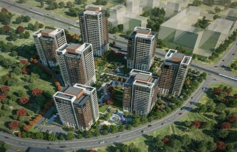 Nidapark Kayaşehir daire