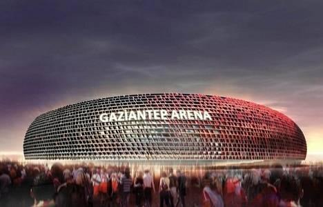Gaziantep Arena için