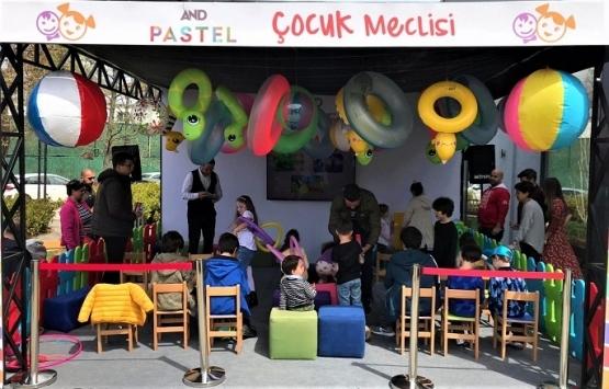 AND Pastel Çocuk