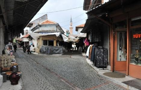 Konya Akşehir'deki tarihi arasta restore edilecek!