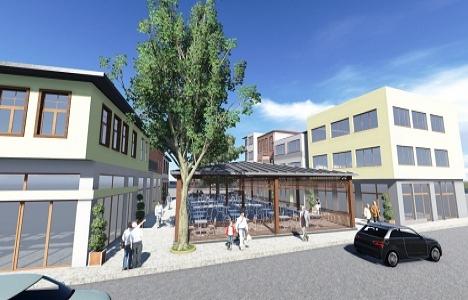 Gemlik Balık Pazarı'nda kentsel tasarım başlıyor!