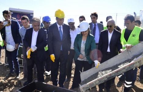 Gözeli Havzası Güneş Enerji Santrali Projesi'nin temeli atıldı!