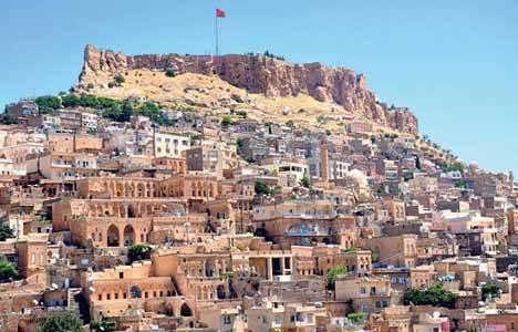 Mardin Kalesi'nin restorasyonu mart ayında başlıyor!