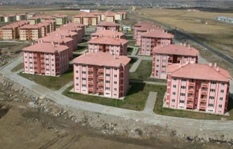 TOKİ Tokat Turhal'da 190 adet konut inşa ettirecek!