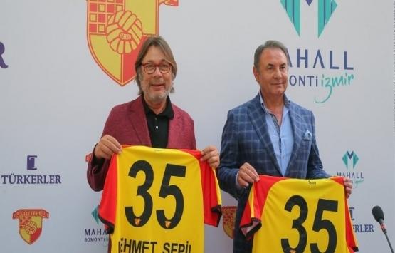 Göztepe, Türkerler Holding ile sponsorluk anlaşması imzaladı!