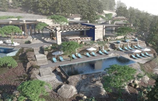 Hamdi Akın'ın 'modern köy' projesi Bodrum Loft'ta kiralar 12 bin euro!