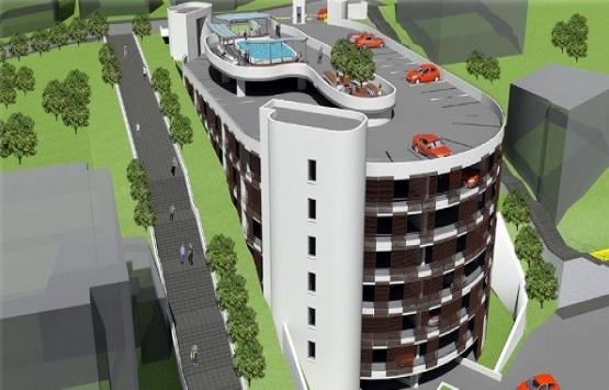 İzmir Hatay'ın ikinci katlı otoparkı da tamamlanıyor!