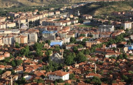 TOKİ Çankırı'da 2.etaba