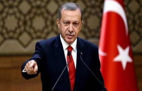 Cumhurbaşkanı Erdoğan'dan Türk